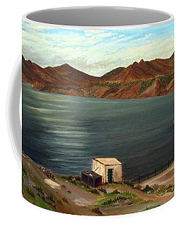 Calm Bay Coffee Mug