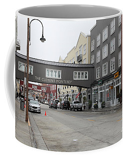 Calm Morning At Monterey Cannery Row California 5d24762 Coffee Mug