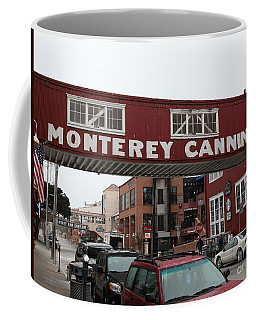Calm Morning At Monterey Cannery Row California 5d24763 Coffee Mug