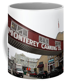 Calm Morning At Monterey Cannery Row California 5d24782 Coffee Mug