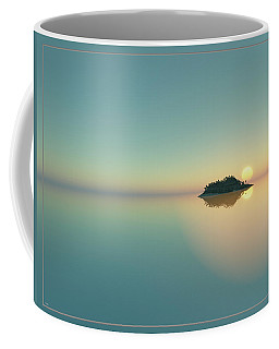 Calm Seas Sunset... Coffee Mug
