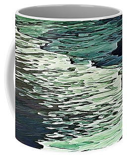 Calm Shores Coffee Mug