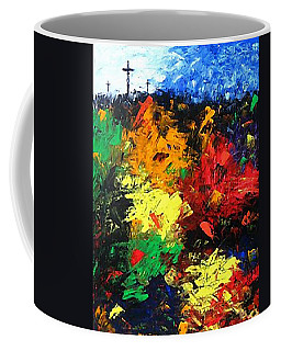 Calvary Hill Coffee Mug by Kume Bryant