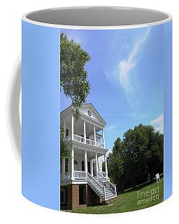 Angel Over Camden House Coffee Mug