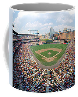 Camden Yards Baltimore Md Coffee Mug