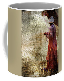 Camel Herder Desert India Rajasthan Coffee Mug
