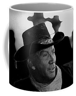 Cameron Mitchell The High Chaparral Set Old Tucson Arizona 1967-2008 Coffee Mug