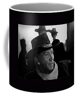 Cameron Mitchell The High Chaparral Set Old Tucson Arizona 1967-2008 Coffee Mug