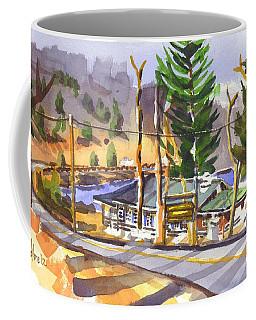 Camp Penuel At Lake Killarney Coffee Mug