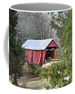 Campbell's Covered Bridge-1 Coffee Mug