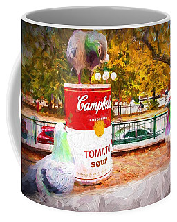 Campbell's Soup Coffee Mug