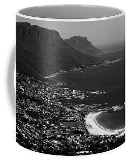 Camps Bay Cape Town Coffee Mug