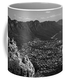 Camps Bay View Cape Town Coffee Mug