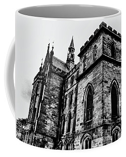 Coffee Mug featuring the photograph Can You Hear Me by Doc Braham