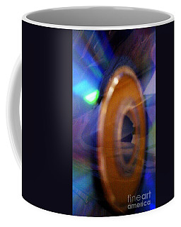 Coffee Mug featuring the photograph Can You Tell What It Is Yet? by Martin Howard