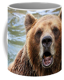 Canadian Grizzly Coffee Mug