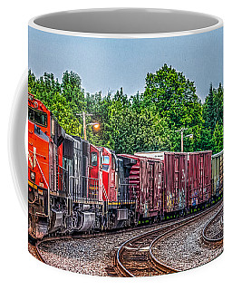 Canadian National Coffee Mug