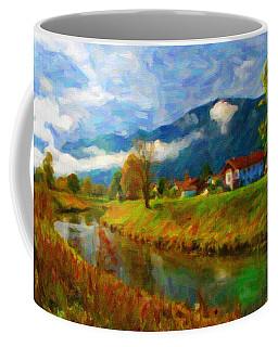 Canal 1 Coffee Mug