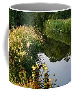 Canal Reflections Coffee Mug