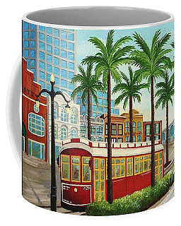 Canal Street Car Line I I Coffee Mug