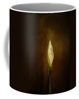 Candle In The Wind Coffee Mug by Anne Rodkin