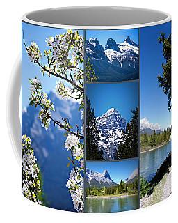 Canmore Alberta Coffee Mug