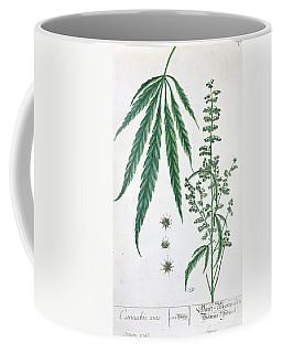 Cannabis Coffee Mug
