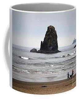 Cannon Beach Run Coffee Mug