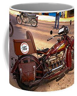 Cannonball Indian #115 Coffee Mug