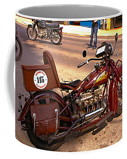 Cannonball Indian #115 Coffee Mug