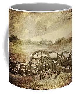 Cannons At Pea Ridge Coffee Mug