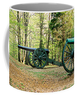 Cannons I Coffee Mug