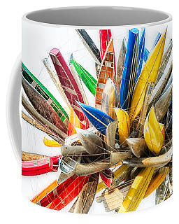 Canoe Art II Coffee Mug