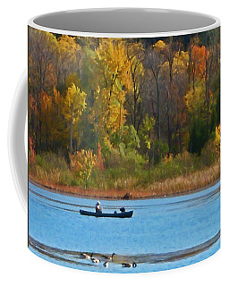 Canoer 2 Coffee Mug