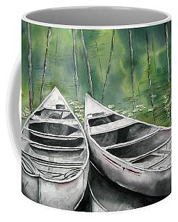 Canoes To Go Coffee Mug