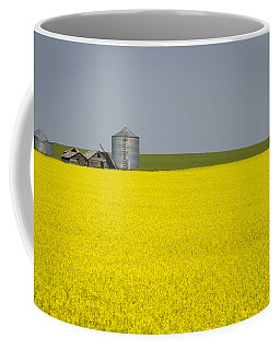 Canola Field Coffee Mug