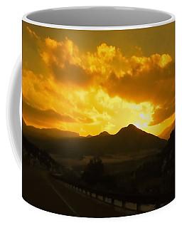 Canon City Sunset Coffee Mug