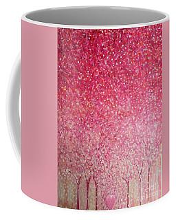 Canopy Of Love Coffee Mug