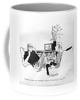 Can't You Just Say 'scarlatti' Instead Coffee Mug