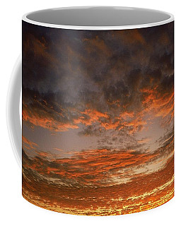 Canvas Sky Coffee Mug