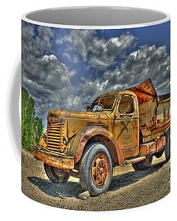 Canyon Concrete Coffee Mug