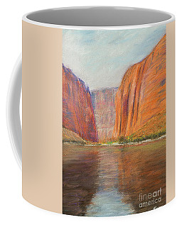 Canyon River Passage Coffee Mug