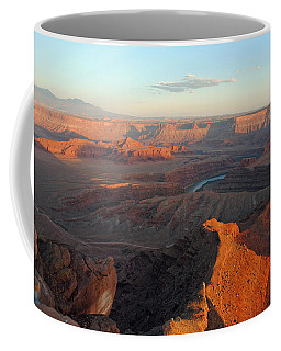 Coffee Mug featuring the photograph Canyonlands Np Dead Horse Point 21 by Jeff Brunton