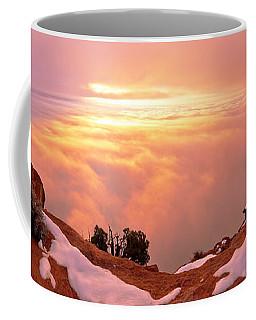 Canyonlands Winter Coffee Mug