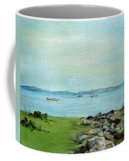 Cape Cod  Boats Coffee Mug