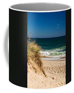Cape Cod Massachusetts Beach Coffee Mug