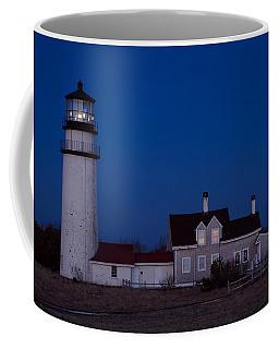 Cape Cod Moonset Coffee Mug