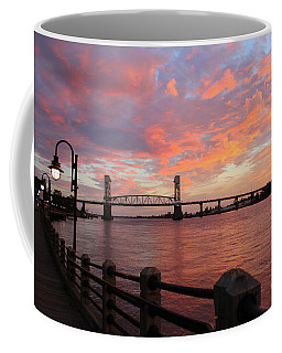 Cape Fear Bridge Coffee Mug