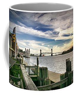 Cape Fear Riverwalk Coffee Mug