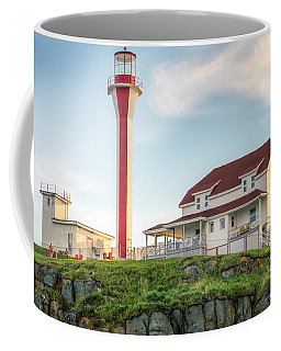 Cape Forchu Lighthouse Coffee Mug
